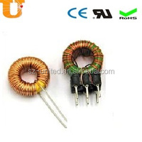 Common style Choke coil 10 mh inductor