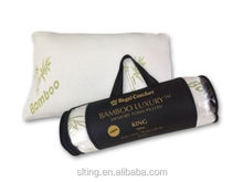 King and Queen Sizes Bamboo Pillows Memory Foam