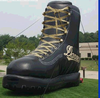 inflatable advertising model shoes, giant inflatable boot
