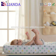 Cheap competitive price baby diaper changing washable mat wholesale