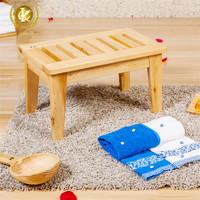 Wooden bath stool/bar stool high chair with high quality