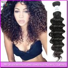 Wholesale Price 7a brazilian unprocessed virgin hair deep wave hairstyles for black women
