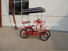 Surrey bicicleta 4 rodas