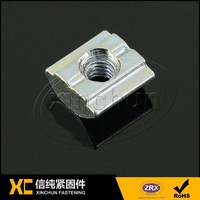 Sliding Nut 6-M4 For Aluminum profile
