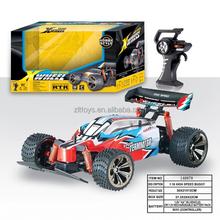 Nuevo producto 1:16 RC Buggy de alta velocidad del coche maqueta