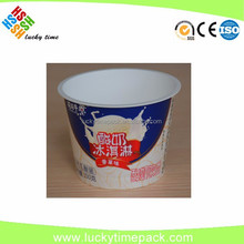 injection molding in-mold labeling cups for high-end market