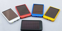 3500mah portable solar moblie charger mini power bank with speaker for outdoor travelers