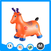 Kids toys inflatable jumping toy, plastic PVC jumping animal toy hot sale