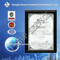 Logistics Service from Shanghai Trading Agent