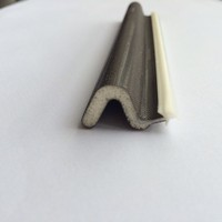 Top sale! New style timber foam seal strip, high elastic pu foam seal strip for window and door