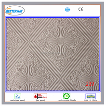 light weight building material/pvc soft ceiling film for gypsum board