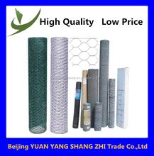PVC coated hexagonal wire netting/fishing net wire