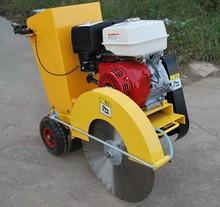 types of asphalt cutting machine in road concrete cutter