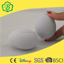 Fruit Food series pu egg stress ball with Logo for promotion