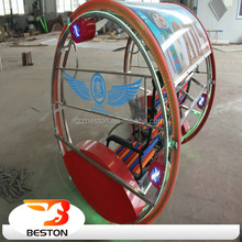 The most popular Amusement park rides new products amusement rides happy rocking bus indoor playground