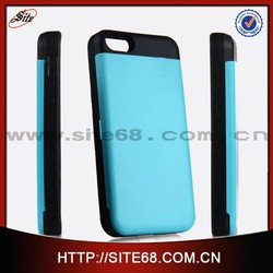 PC TPU with mirror wholesale cellphone case for Iphone 5