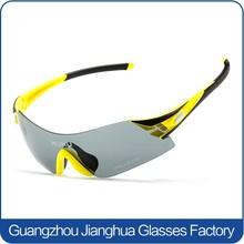 cheap night driving glasses polarized sports sunglasses anti-slip sun glasses