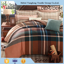 Home Textile indian cotton bed coverFabric bedding Sets Microfiber bedsheet sets Microfber bed covers