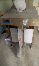low dust capacity valve bag dirt powder packing machine/equipment
