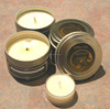 soy wax massage candle for salon spa