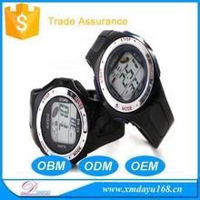 Wholesale Men Wristwatch, China Digital Watches, New Silicone Digital Watch