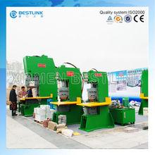 Hydraulic máquina de corte para la piedra caliza