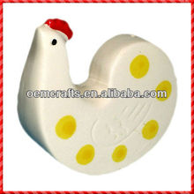 Chicken shaped ceramic hot-selling Salt And Pepper Pot