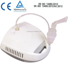 Compressor nebulizer popular and can be used for families and hospitals