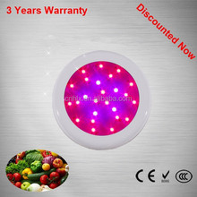 factory direct sale Cheap Price Red Blue full Spectrum Led Grow Light 75W UFO Growing Lights For Greenhouse/Plants/Fruits