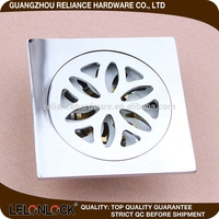 Supply all kinds of floor drain trap