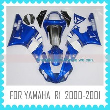 Fairing Body Kit for YAMAHA R1 2000-2001 motorcycle fairing factory body work