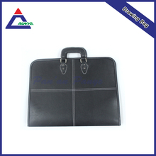 54*34CM Big Fashion leather folder portfolio case for documents or microsoft surface
