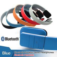 New Wireless Bluetooth Headset for Ipad iPhone 6 Plus 5 4 Smartphones LG legoo