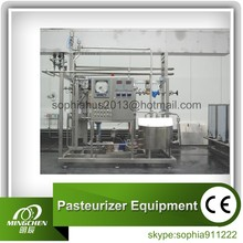 Milk Plate Pasteurization