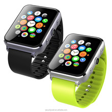 Heart Rate Monitor GSM Smart Watch Phone with 2.0MP Camera