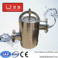 Swimming Pool Skimmer Stainless Pool Hair Collector