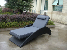 Wicker/Rattan Leisure Sunbed Lounger Outdoor Furniture