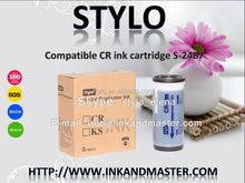 Good quality Compatible CR ink cartridge ,S-4287 INK