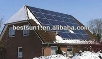 Bestsun NEW High efficiency 6000w by IPM or IGBT of Mitsubishi technology solar power system