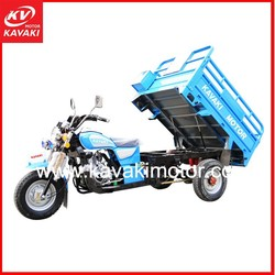 2015 Manufacture three wheel strong tricycle KV150ZH-A cargo tricycle made in Guangzhou to Africa