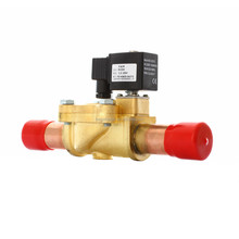 2 way normal closed/opened big water solenoid valve for ice house