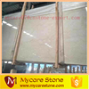 Low price beige Botticino marble slab for counter top