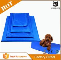 portable pet cooling pad/dog cooling mat