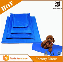 portable pet cooling pad/dog cooling mat