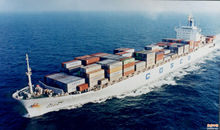 Update professional sea freight rate to Iran