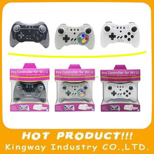3 Colors for Wii U Controller Wireless Joypad Joystick Pro
