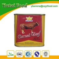 Halal Meat Wholesale Delicious Food Canned Food Products Corned Beef