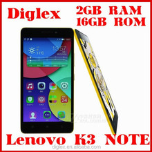 Wholesale Mobile Phone Lenovo K3 NOTE K50 Anroid 5.0 4G LTE Android Smartphone