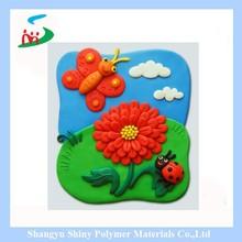 Promotional gift children bright plasticine clay toy