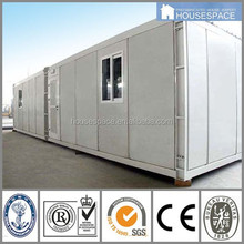 Easy Installation Flat-pack Sandwich Panel container house wood